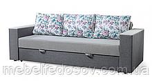 Диван еврокнижка Фокус 2 (Киевский стандарт)  2350х1000h850 (сп.1450х1950) мм