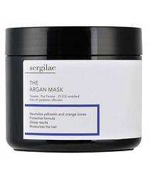 Маска для волос Sergilac The Argan Mask с аргановым маслом 500 мл