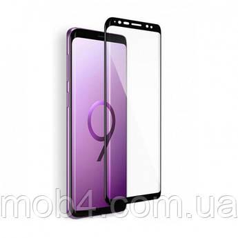 Защитное стекло для Samsung Galaxy (Самсунг) S9 (На весь экран)