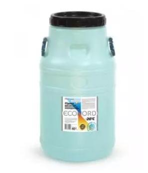 Теплоносій для опалення пропиленгликолевый преміум Бішофіт, ECONORD -30, 40л