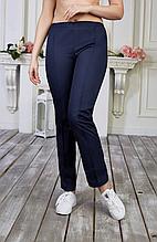 Коттоновые женские медицинские брюки разных цветов в размере 40-58