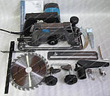 Пила дисковая Kraissmann 2050 KS 210 (круг 210 мм), фото 7