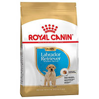 Сухой корм Royal Canin Labrador Retriever Puppy для щенков лабрадора до 15 месяцев, 3 кг