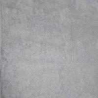 Рушник махровий сіре 100*150