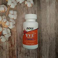 NOW - Eve Capsules Multi (120 veg caps), Нау Ева витамины для женщин, фото 1