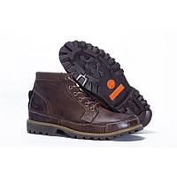 Ботинки мужские Timberland Earthkeepers Rugged Mid, мужские ботинки тимберленд коричневые, тимберленды
