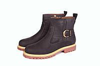 Ботинки мужские Timberland Earthkeepers High Casual Black, мужские ботинки тимберленд кежуал черные