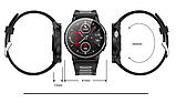 Смарт часы Фитнес браслет трэккер L6 c сенсорным IPS экраном .Браслет здоровья пульсометр тонометр + Подарок, фото 6