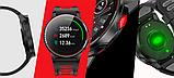 Смарт часы Фитнес браслет трэккер L6 c сенсорным IPS экраном .Браслет здоровья пульсометр тонометр + Подарок, фото 7