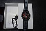 Смарт часы Фитнес браслет трэккер L6 c сенсорным IPS экраном .Браслет здоровья пульсометр тонометр + Подарок, фото 9