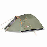 Палатка туристическая Abarqs Malwa 3, двухслойная , 3-х местная