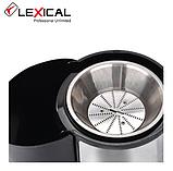 Соковыжималка LEXICAL LJE-2201 850W металлический корпус, фото 3
