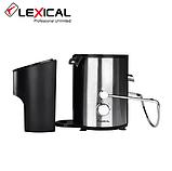 Соковыжималка LEXICAL LJE-2201 850W металлический корпус, фото 5