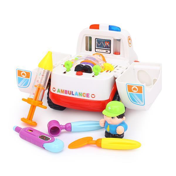 Игрушка Hola Toys Скорая помощь набор доктора 836