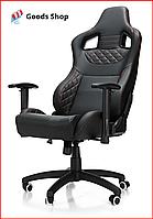 Кресло геймерское NordHold Aeron игровое компьютерное кресло офисное раскладное мягкое профессиональное черное