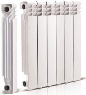 Аллюминевые радиаторы