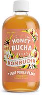 Комбуча медовая ТМ Honey Bucha с Персиком, фото 1