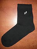 """Мужские носки """"Добра пара"""". р. 27-29 (42-45). Стрейч. Черный, фото 4"""