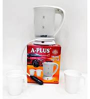 Автомобильный электрический чайник A-Plus 1518