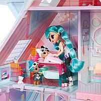 Домик для кукол ЛОЛ Сюрприз Зимний Шале  - LOL Surprise Chalet Winter Wonderland 571452, фото 7