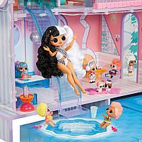 Домик для кукол ЛОЛ Сюрприз Зимний Шале  - LOL Surprise Chalet Winter Wonderland 571452, фото 9
