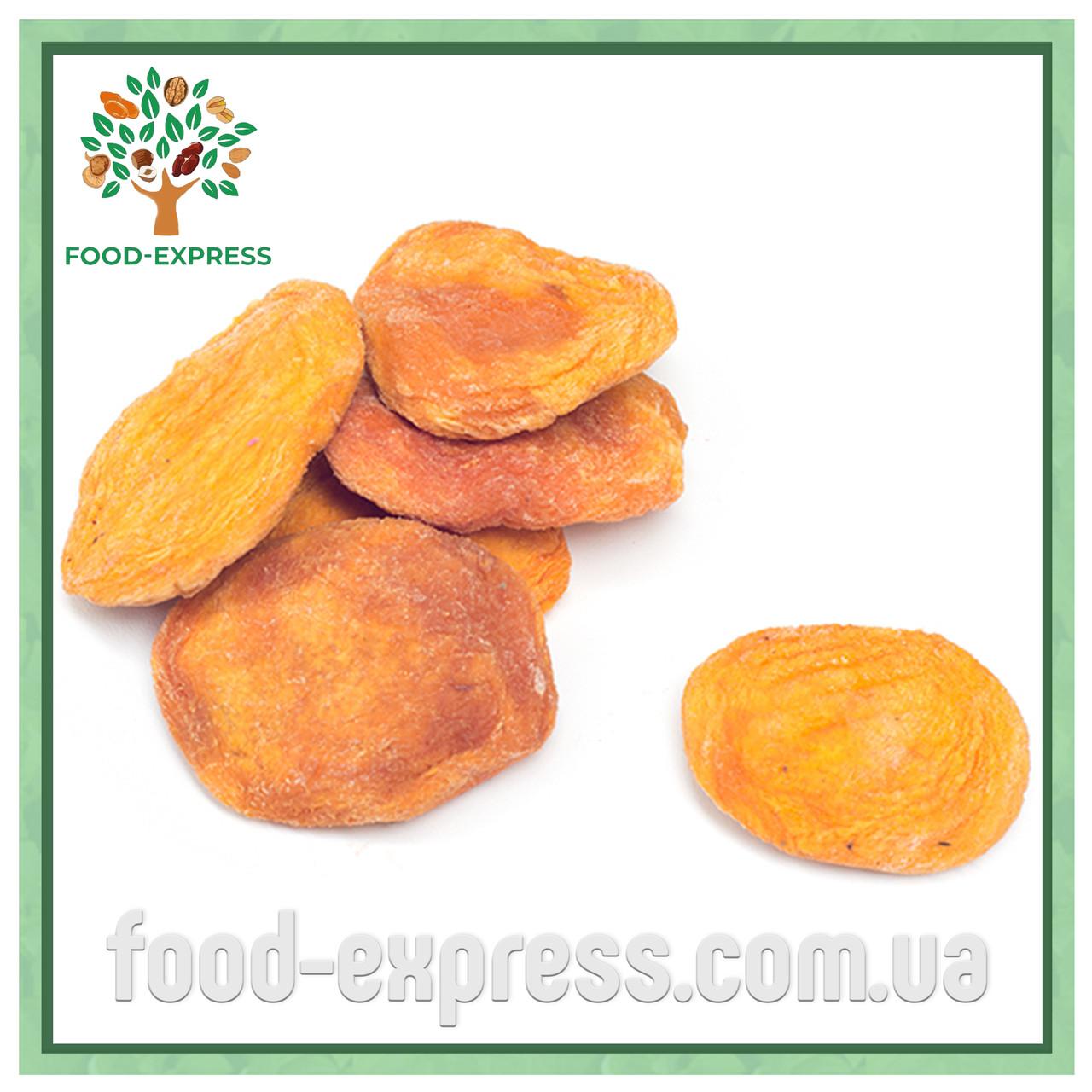 Персик натуральный сушеный Армения 200г, Сухофрукты из целого персика без сахара