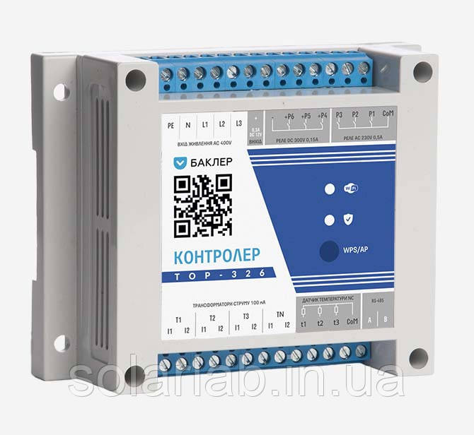 WiFi лічильник TOP-326-Т01