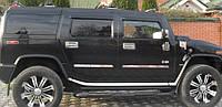 Дефлекторы окон Hummer H2 2002