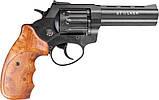 """Револьвер флобера STALKER 4.5"""". Материал рукояти - коричневый пластик, фото 2"""