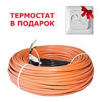 Теплый пол Ратей двужильный кабель,1000Вт 53,5 м.п. (5,3 м2), фото 1