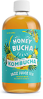 Комбуча медова ТМ Honey Bucha з Ананасом, фото 1