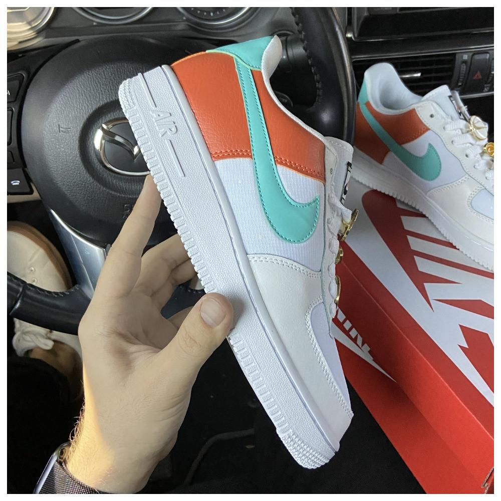 Женские кроссовки Nike Air Force 1 Cosmic Clay, кроссовки найк аир форс 1 лов, кросівки Nike Air Force 1 07