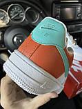 Женские кроссовки Nike Air Force 1 Cosmic Clay, кроссовки найк аир форс 1 лов, кросівки Nike Air Force 1 07, фото 6