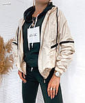 """Жіноча куртка """"Томлін"""" від Стильномодно, фото 3"""