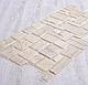 Декоративная Настенная Панель ПВХ Grace (Камень ракушечник бежевый), фото 3