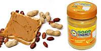 Классическая арахисовая паста good energy 180г