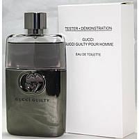 Парфюмированная вода - Тестер Gucci Guilty Pour Homme