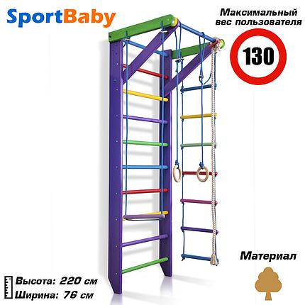 Детский спортивный уголок «Карусель 2-220», фото 2