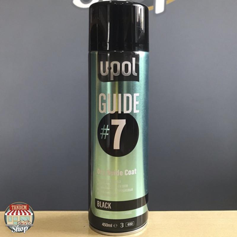 Проявочное покрытие U-POL GUIDE#7, 450 мл Аэрозоль