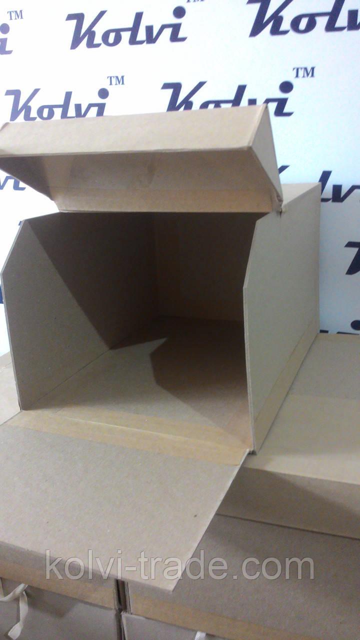 Папки-коробки архівні бокси