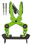 Монтажний інструмент для прихованого монтажу терасної дошки HDS 3-6 мм, 110-150 мм, VER. 4, пр-во Швеція, фото 3