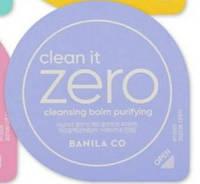 Очищающий успокаивающий бальзам для лица Banila Co Clean it Zero Purifying (Capsule)