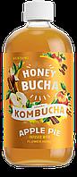 Комбуча медовая ТМ Honey Bucha с Яблоком и Корицей, фото 1