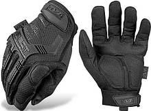 Тактические перчатки Mechanix M-Pact черные M