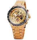 Мужские часы Winner Action Gold, фото 3