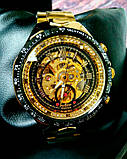 Мужские часы Winner Action Gold, фото 6