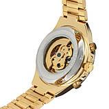 Мужские часы Winner Action Gold, фото 9