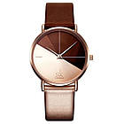 Shengke Женские часы Shengke Duos Brown, фото 2