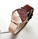 Shengke Женские часы Shengke Duos Brown, фото 3
