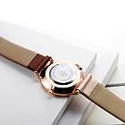 Shengke Женские часы Shengke Duos Brown, фото 5